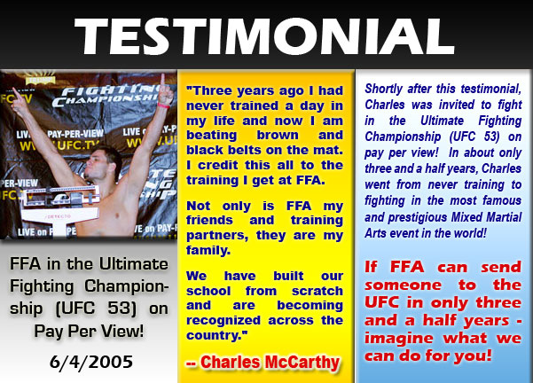 Quoted from MMA.TV on 5/29/04
